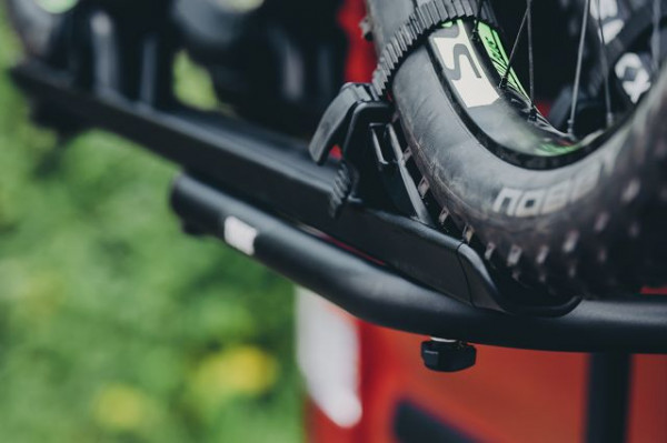 Fahrradträger für Camper Vans