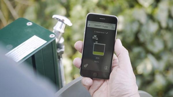 E-Waterlevel - Wasserstandsermittlung