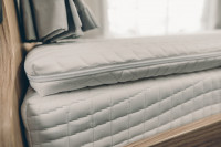 Surmatelas pour lit simple