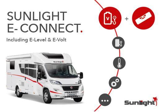 E-Connect Pack de base avec E-Level et E-Volt