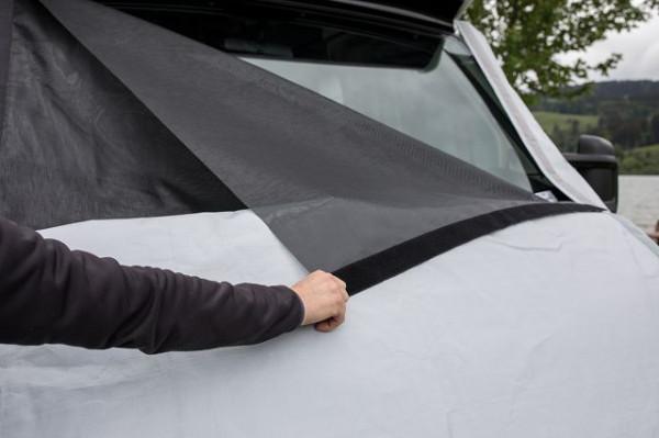 Sonnen-Screen-Einsatz für Thermofenstermatte