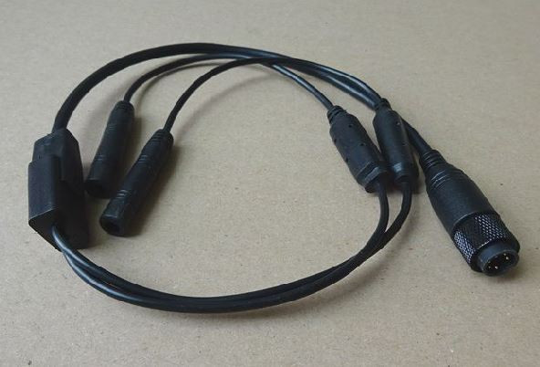Adapterkabel (hinten) für TWIN-Rückfahrkamera